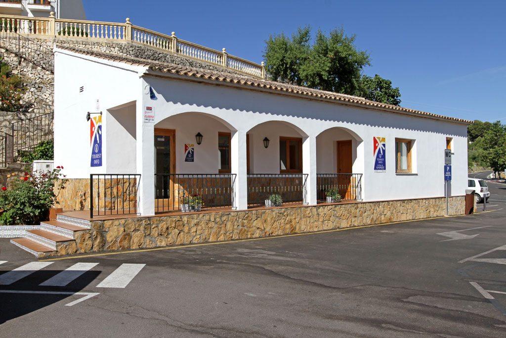 Oficina de turismo el castell de guadalest for Oficina de turismo alicante