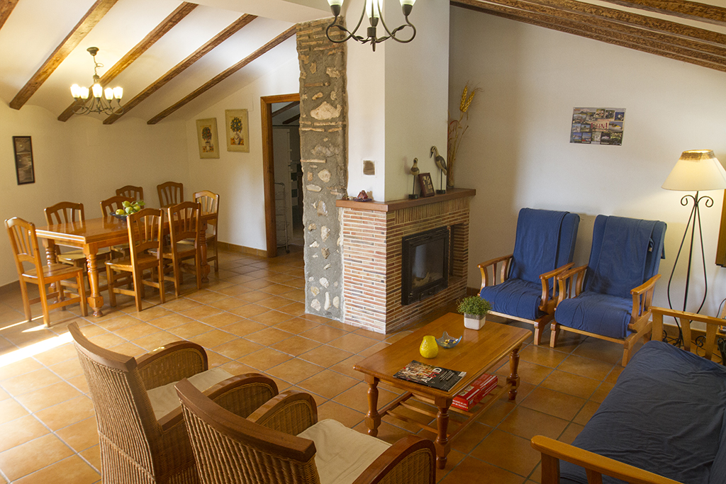 Alojamientos aitana s nchez el castell de guadalest - Casa rural guadalest ...