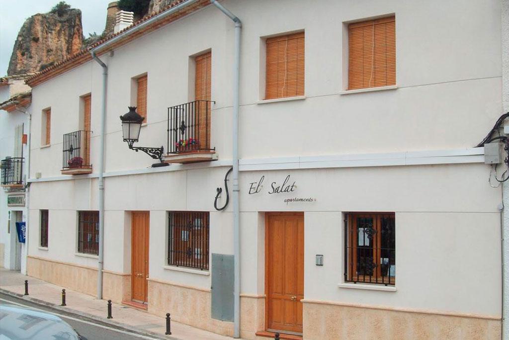 Alojamiento archivos el castell de guadalest - Casa rural guadalest ...